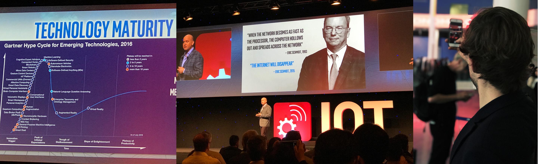 Summary of IoT Solutions World Congress Barcelona