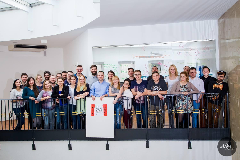 Wroclaw Service Jam participants